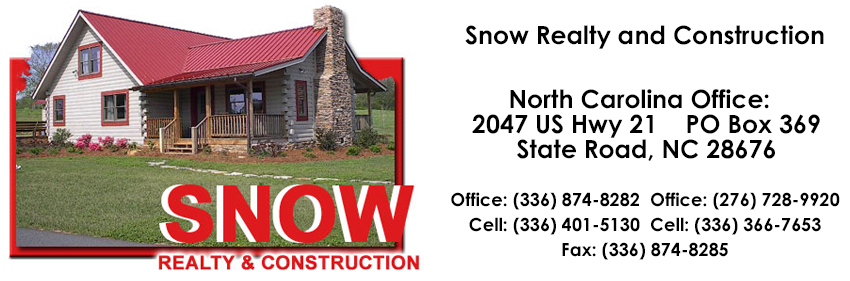 Snow Realty and Construction